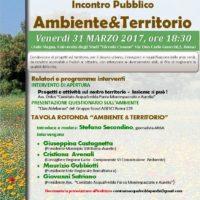 locandina evento 31 marzo